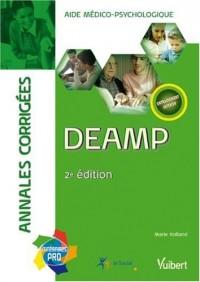 DEAMP : Annales corrigées