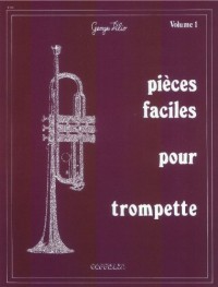 Partition: Trompette vol. 1 pieces faciles