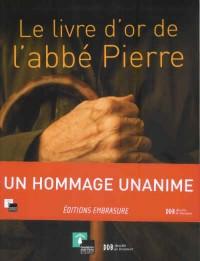 Le livre d'or de l'abbé Pierre