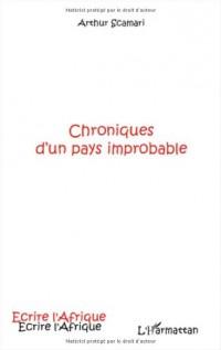 Chroniques d'un Pays Improbable