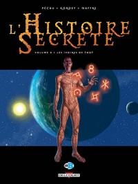 Histoire secrète T0: Les ivoires de Thot