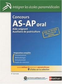 Concours d'entrée Aide-soignant / Auxiliaire de puériculture : Epreuve orale