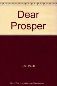 Dear Prosper