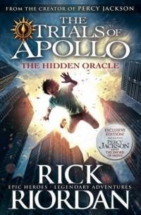 The Trials of Apollo : Book 1, The Hidden Oracle