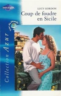Coup de foudre en Sicile : Collection : Harlequin azur n° 2324