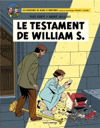 Blake & Mortimer - tome 24 - Testament de William S. (Le)
