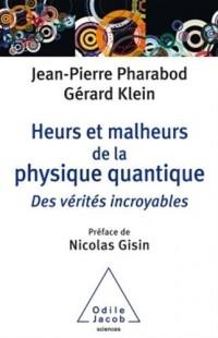 Heurs et malheurs de la physique quantique
