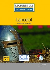Lancelot - Niveau 1/A1 - Lecture CLE en Français Facile – Livre + CD - 2ème édition [Poche]