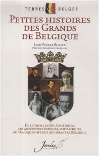 Petites Hist des Grands de Belgique