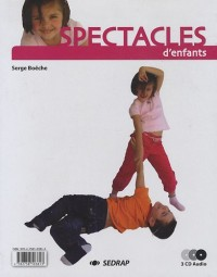 Spectacles d'enfants (3CD audio)