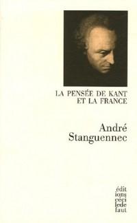 La Pensée de Kant et la France
