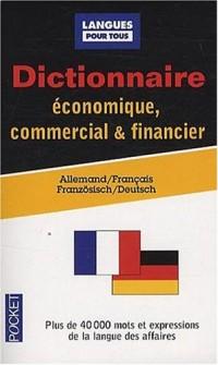 Dictionnaire économique, commercial & financier : Allemand-Français