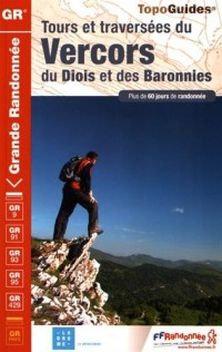 Tours et traversées du Vercors, du Diois et des Baronnies