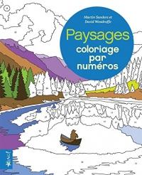 Paysages - Coloriage par Numeros