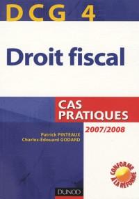 Droit fiscal DCG 4 : Cas pratiques
