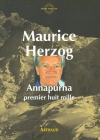 Annapurna premier huit mille