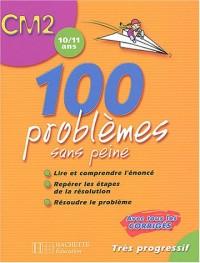 100 problèmes sans peine CM2 : Avec BD Le Petit Spirou