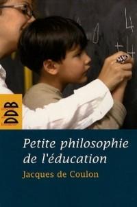Petite philosophie de l'éducation : Je me dépasse donc je suis