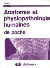 Anatomie - Fonctions - Pathologies en poche
