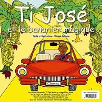 Ti José et le bananier magique : Edition bilingue français-créole