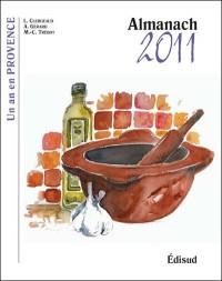 Almanach 2011 un an en Provence