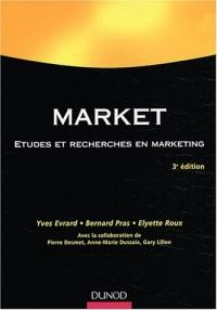 Market : Études et recherches en marketing
