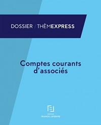 COMPTES COURANTS D ASSOCIES