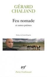 Feu nomade et autres poèmes [Poche]