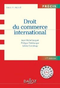 Droit du commerce international (Précis)