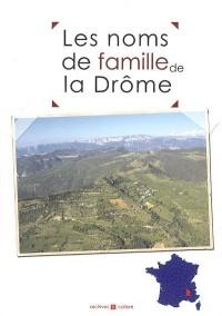 Drome :Les noms de famille
