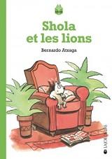 Shola et les Lions (nouvelle édition) [Poche]