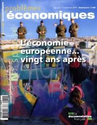L'économie européenne... vingt ans après