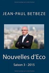 Nouvelles d'Eco: Saison 3 - 2015