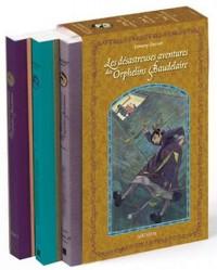 Les Désastreuses Aventures des orphelins Baudelaire, tomes 4-5-6 (coffret de 3 volumes)