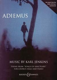 BOOSEY JENKINS KARL - ADIEMUS - FEMALE CHOIR , RECORDER AND PIANO