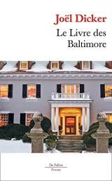 Le Livre des Baltimore POCHE [Poche]
