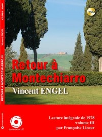 Retour à Montechiarro Tome 3 (2CD audio MP3)