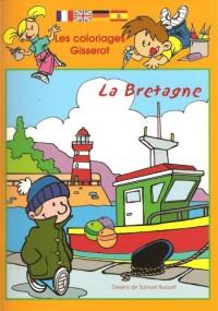 Les Coloriages Gisserot : la Bretagne