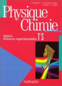 Physique chimie: Option Sciences expérimentales, 1ere S