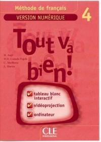 DVD ROM Tout Va Bien Niveau 4 Numerique Collection Ressources Numériques pour Tbi
