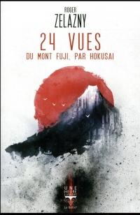 24 vues du mont Fuji par Hokusai