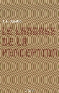 Le langage de la perception