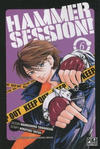 Hammer Session !, Tome 6 :