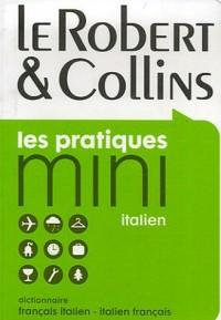 Le Robert & Collins Mini : Dictionnaire français-italien/italien-français