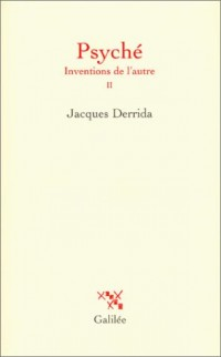 Psyché, tome 2 : Inventions de l'autre