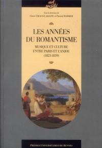 Annees du Romantisme