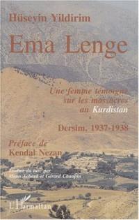 Ema lenge une femme temoigne sur les massacres au kurdistan