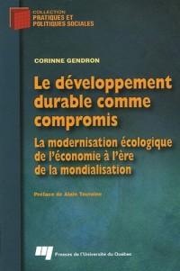 Le développement durable comme compromis : La modernisation écologique de l'économie à l'ère de la mondialisation