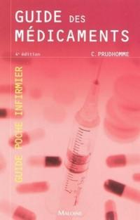 Guide Poche des Médicaments, 4e ed.