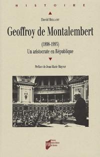 Geoffroy de Montalembert (1898-1993)
